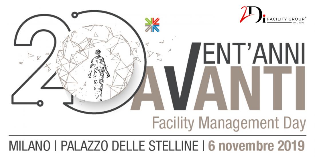 2 Di Group al 20° Facility Management Day a Milano