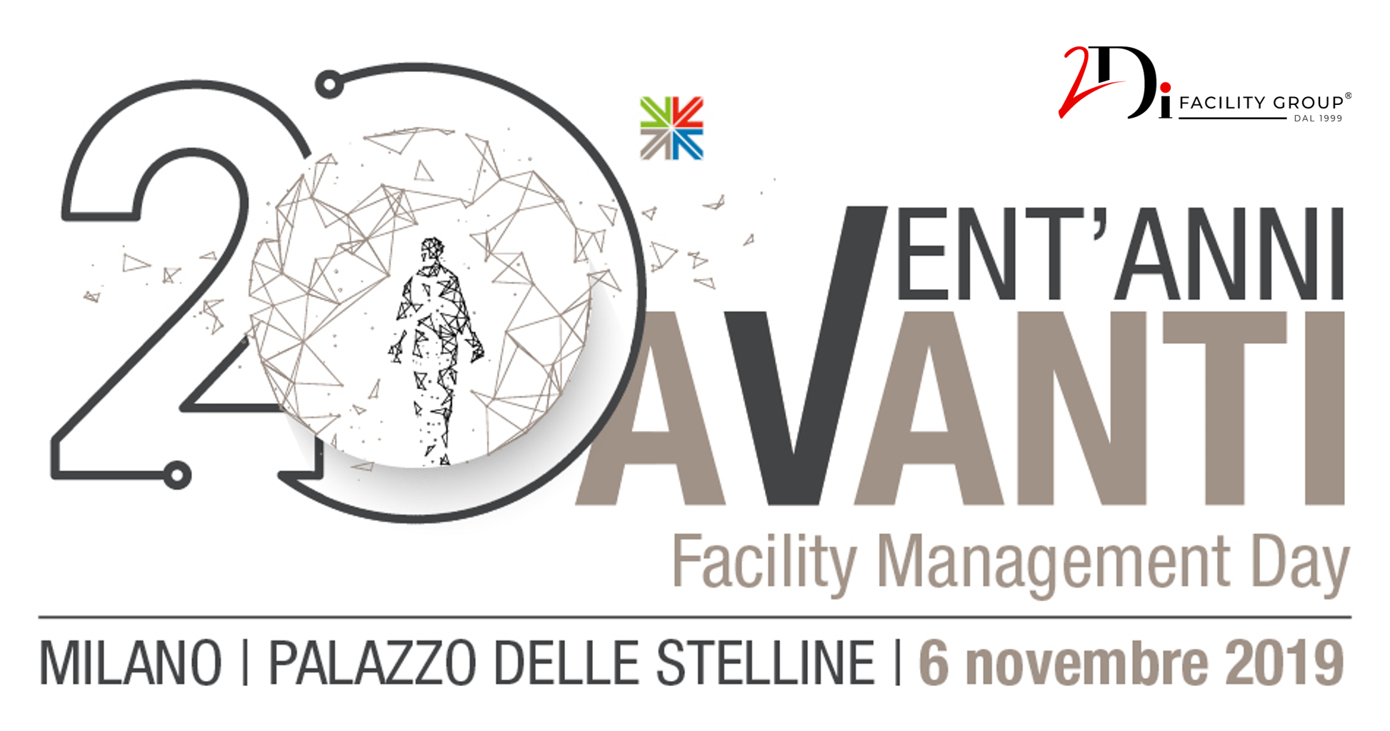 2 Di Group al 20° Facility Management Day a Milano