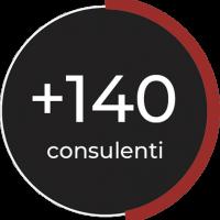 140 consulenti